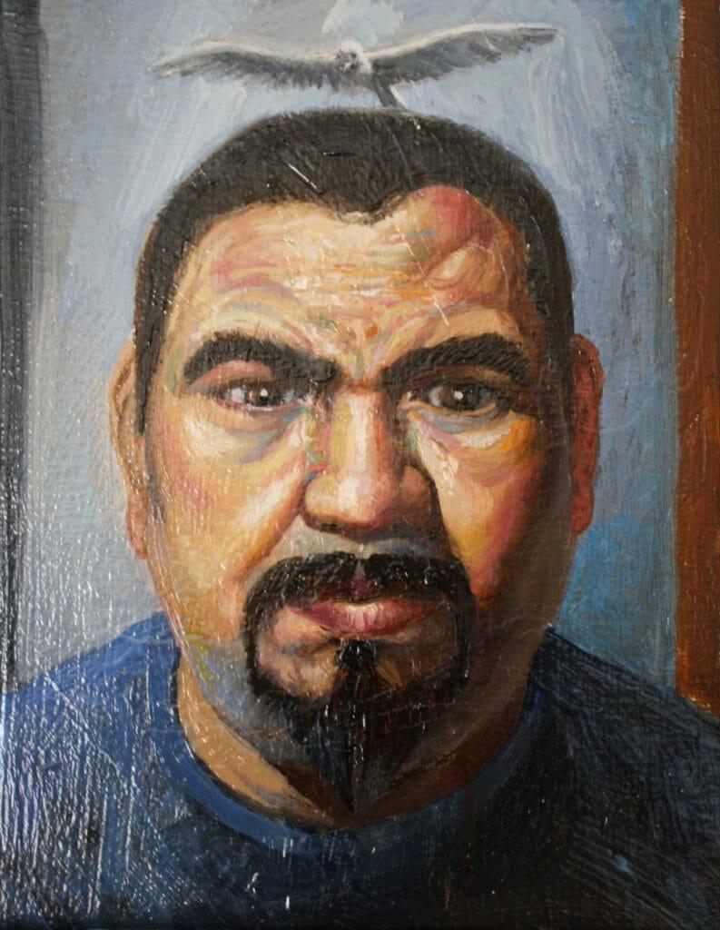 Self-portrait_2010