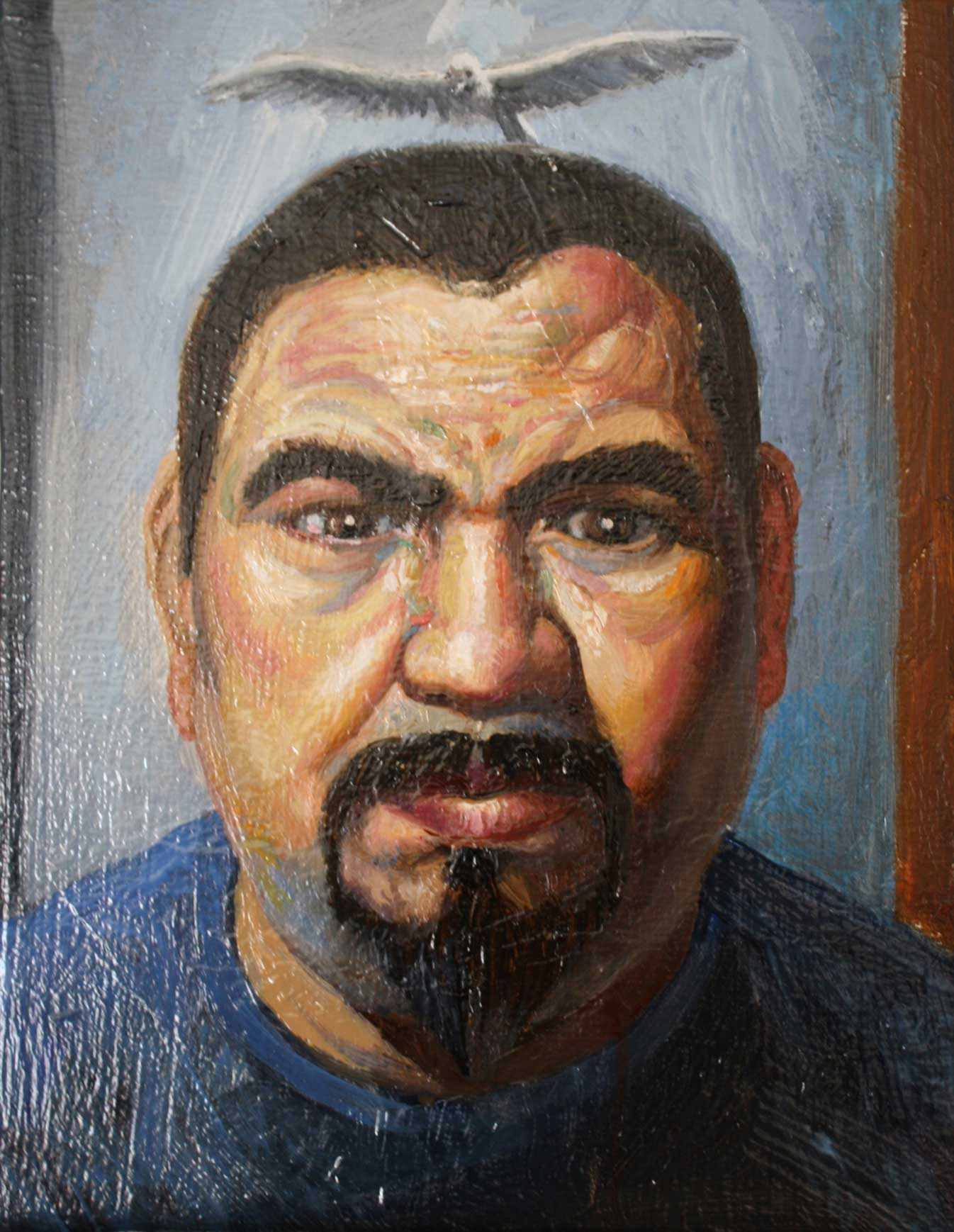 Self-portrait_2010